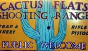 Cactus Flats Shooting Range