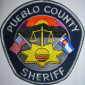 Pueblo County Sheriff Patch