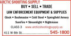 Arctic Shooting Supply