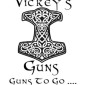 vickeys guns logo